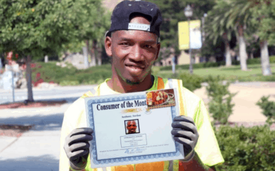 07/2019 Consumers of the Month