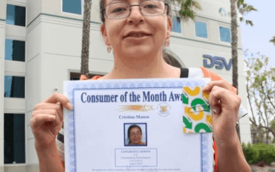 04-2019 Consumers of the Month
