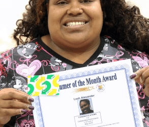 06-2019 Consumers of the Month